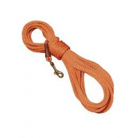 "Orange 3/8"" x 50 ft. DogTraining Check Cord by Mendota 04506"