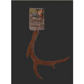 DogBone Shed Antler Dog Retrieving and Training Dummy (Brown) DBADB