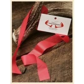Dokken's Shed Antler Rack Markers Orange Tape (150 ft Roll) SA-MRK