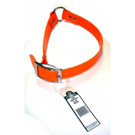 Rubberized Dog Collar - Orange by DokkeDead Fowl Trainer CRO