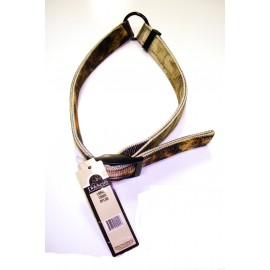 Nylon Camouflage Dog Collar by Dokken Dead Fowl Trainer CNC-L