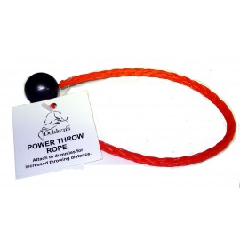 12 Inch Power Throw Rope for Dog Training Dummies (DFT's) by Dokken Dead Fowl Trainer PTR100