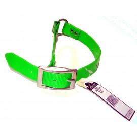 Rubberized Collar - Green by Dokken Dead Fowl Trainer CRG
