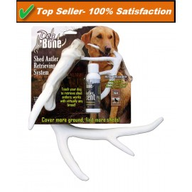 DogBone Shed Antler Dog Retreiving Kit DBRK