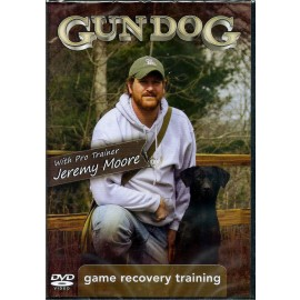 Game Recovery Training For Dogs by Jeremy Moore of Dog Bone DGDGRT