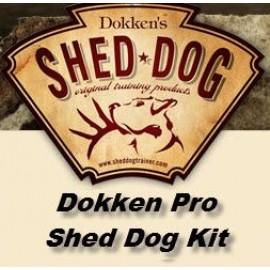 Shed Antler Dog Pro Training Kit by Dokken Shed Dog Trainers