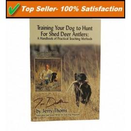 Shed Dog Antler Training Book By Shed Dog Trainer SA-BKP