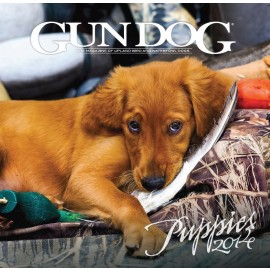 Gun Dog Magazine 2014 Puppy Calendar 1CGDP14