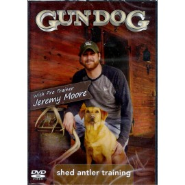 Shed Dog Training Instructional Video by Jermey Moore of Dog Bone DGDSH