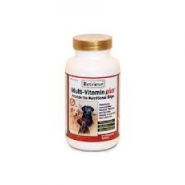 Multi-Vitamin for Pups by Retrieve Health 40247