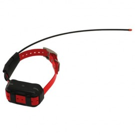 PT 10 Dog Device Red Collar for PRO 70/PRO 550 by Garmin 010-01209-10