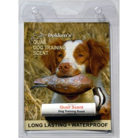 Quail Scent Wax By Dokken Dead Fowl Trainer QSW399
