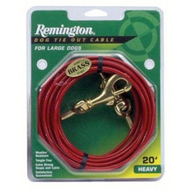 20' Heavy Cable Tie Out by Remington R9061