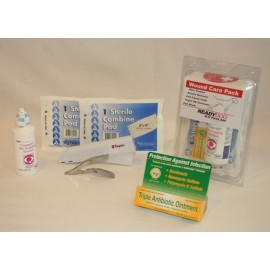 Gun Dog Wound Care Pack(T) By Ready Dog 2101