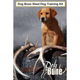 Dog Bone Shed Dog Training Kit- Everything You Need For Shed Dog Training!