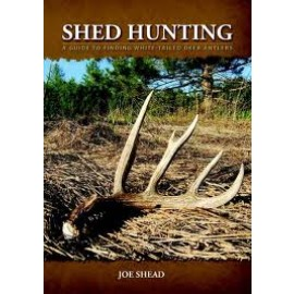 Shed Hunting Book By Joe Shead - SHEDHUNTINGBOOK