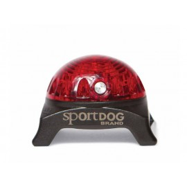 SportDOG Locator Beacon In Red and White Color by SportDOG