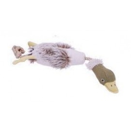 Tethered-Head Plush and Canvas Mallard Toy from Remington R8403MAL