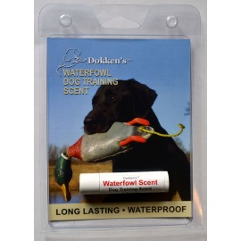 Waterfowl Scent Wax by Dokken Dead Fowl Trainer DSW199
