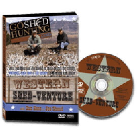 Western Shed-Venture DVD By Joe Shead and Dan Hess